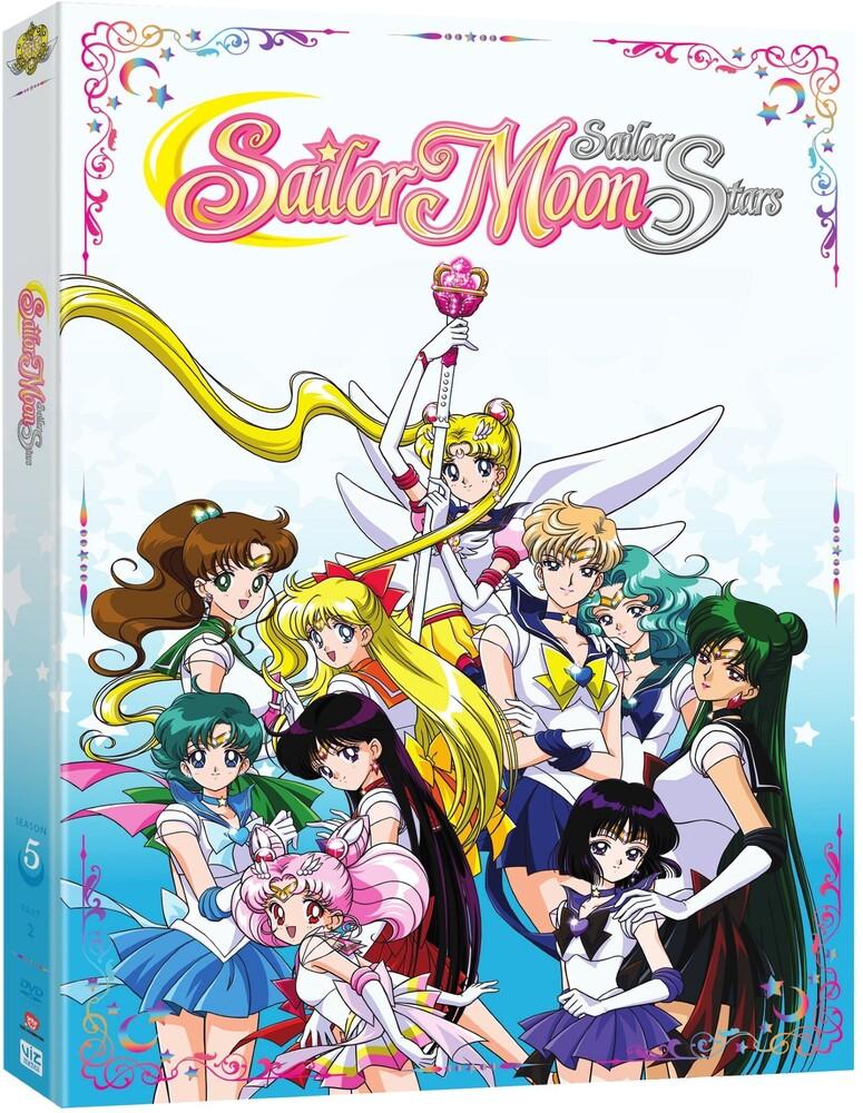 - Sailor Moon Sailor Stars Pt 2: Season 5 (3pc)