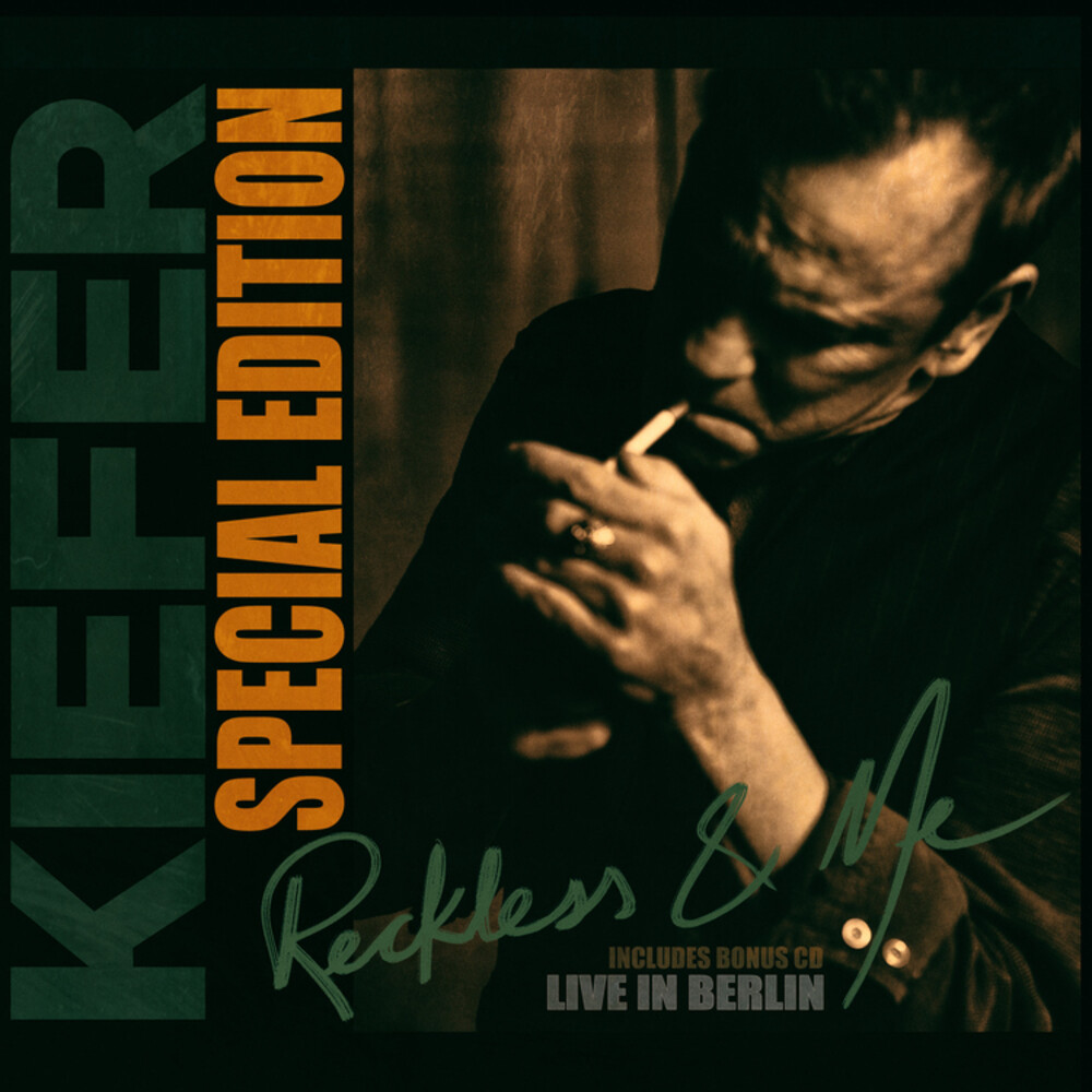 Kiefer Sutherland - Reckless & Me [Special Edition]