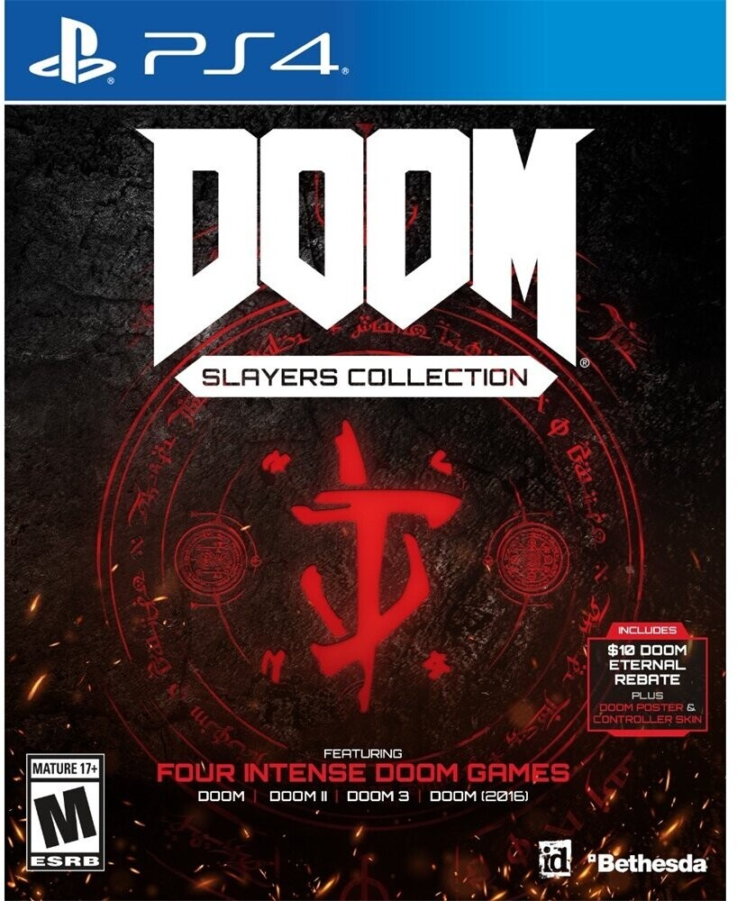 Ps4 Doom Slayers Club Collection - Doom Slayers Club Collection
