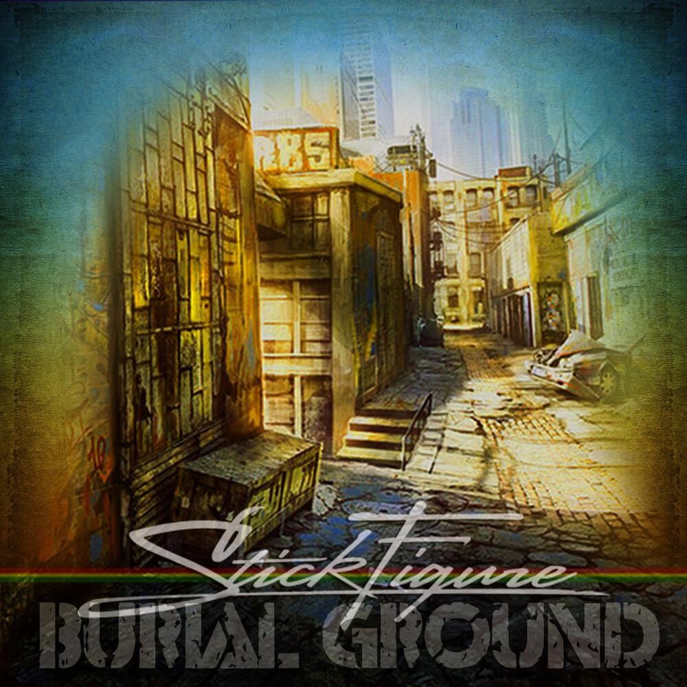 Stick Figure - Burial Ground