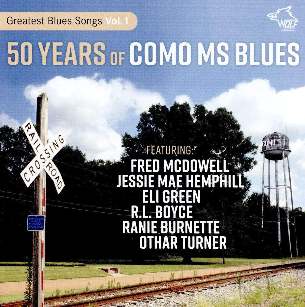50 Years Of Como Ms Blues / Various - 50 Years Of Como Ms Blues / Various