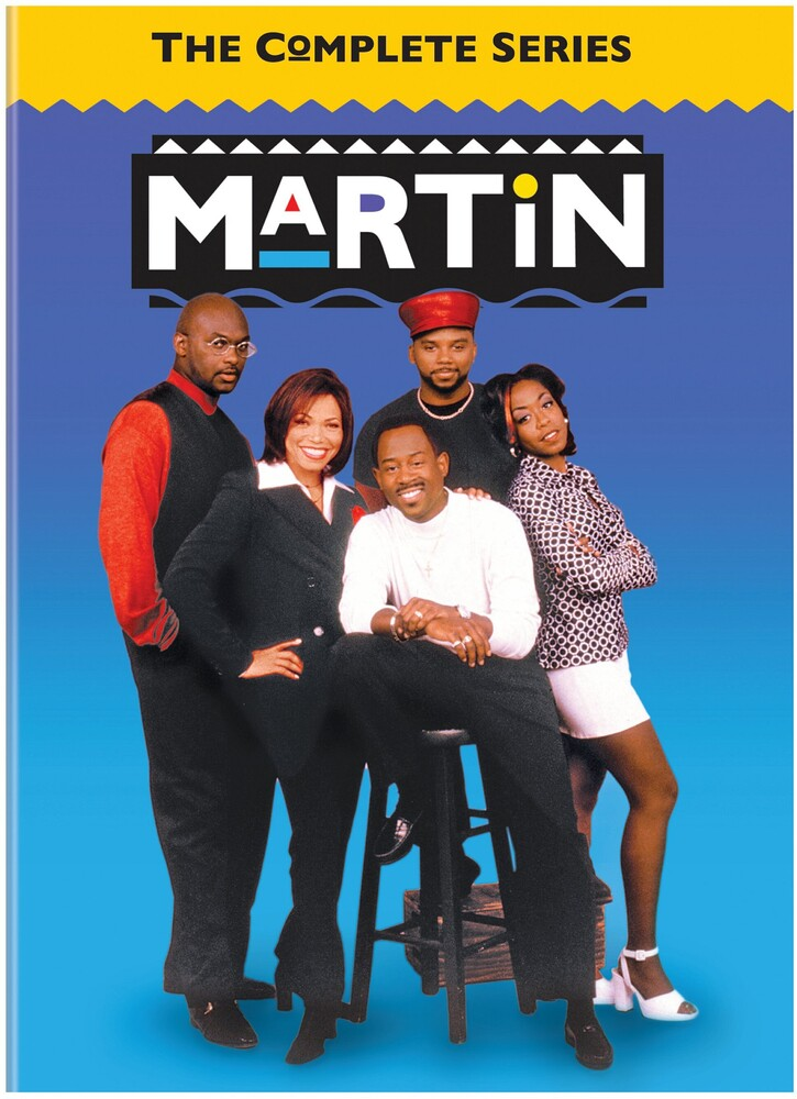 Carl Anthony Payne - Martin: The Complete Series