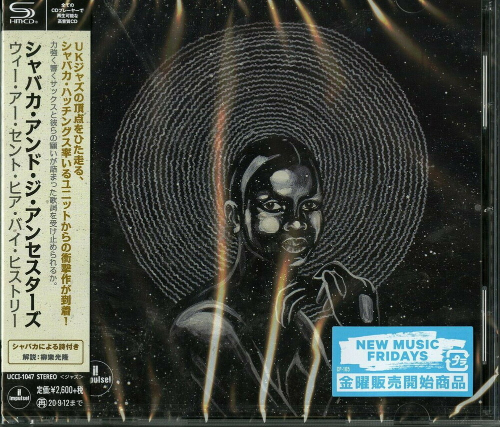 Shabaka and the Ancestors - We Are Sent Here By History [Import SHM-CD]