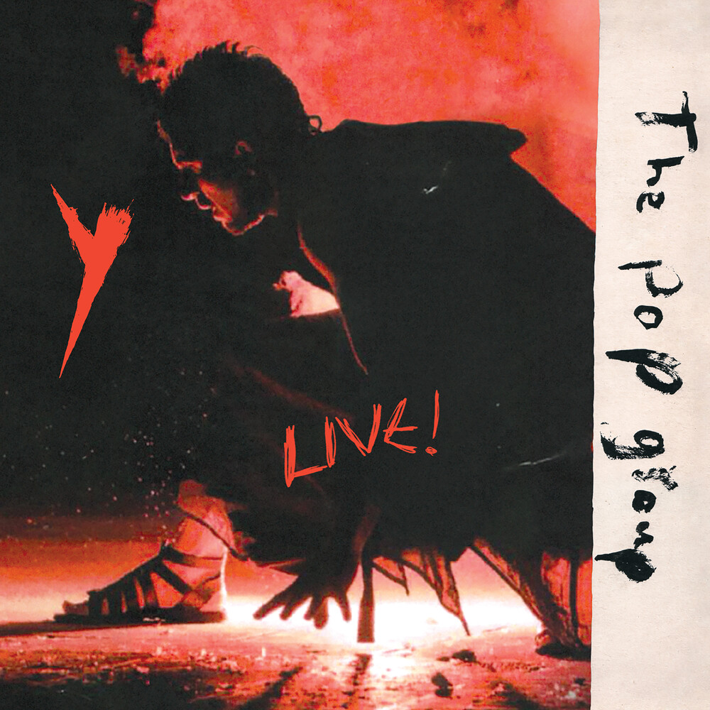 Pop Group - Y Live