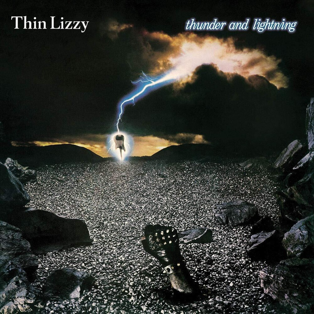 Thin Lizzy - Thunder & Lightning (Can)