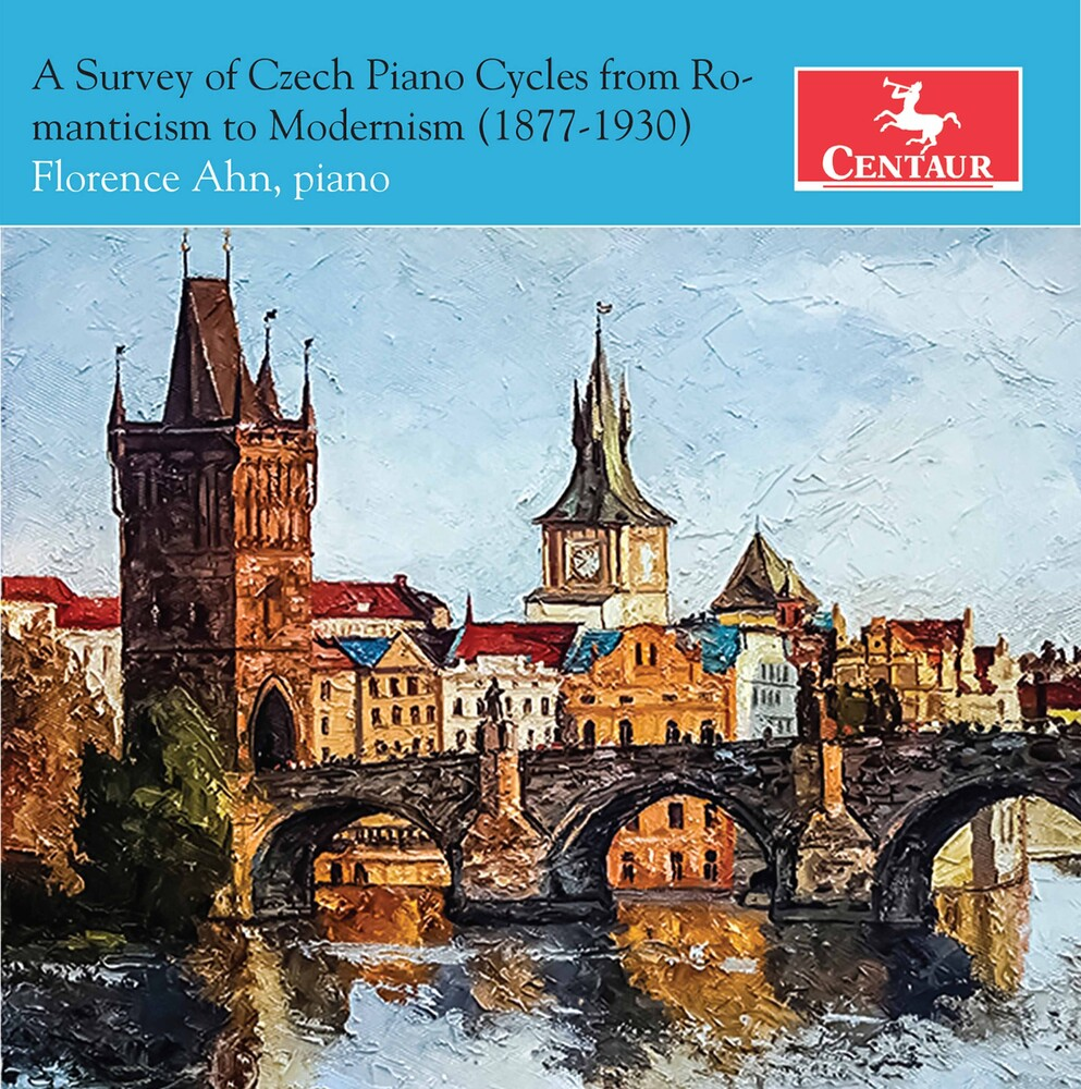 Survey Of Czech Piano Cycles / Various - Survey Of Czech Piano Cycles / Various