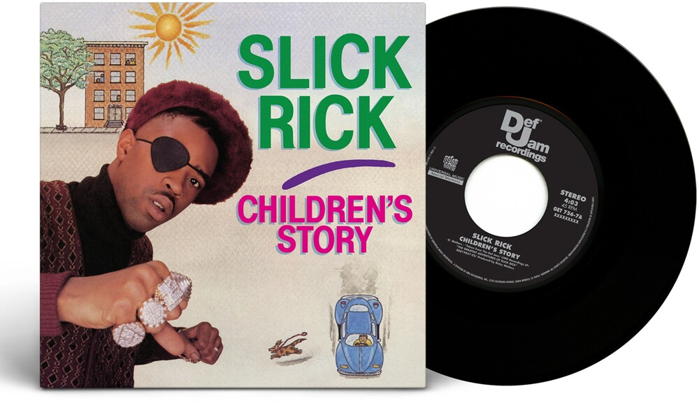 Slick Rick - Children's Story