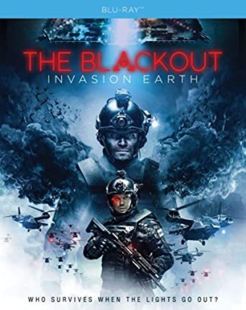 - Blackout: Invasion Earth / (Ac3 Dts Ws)