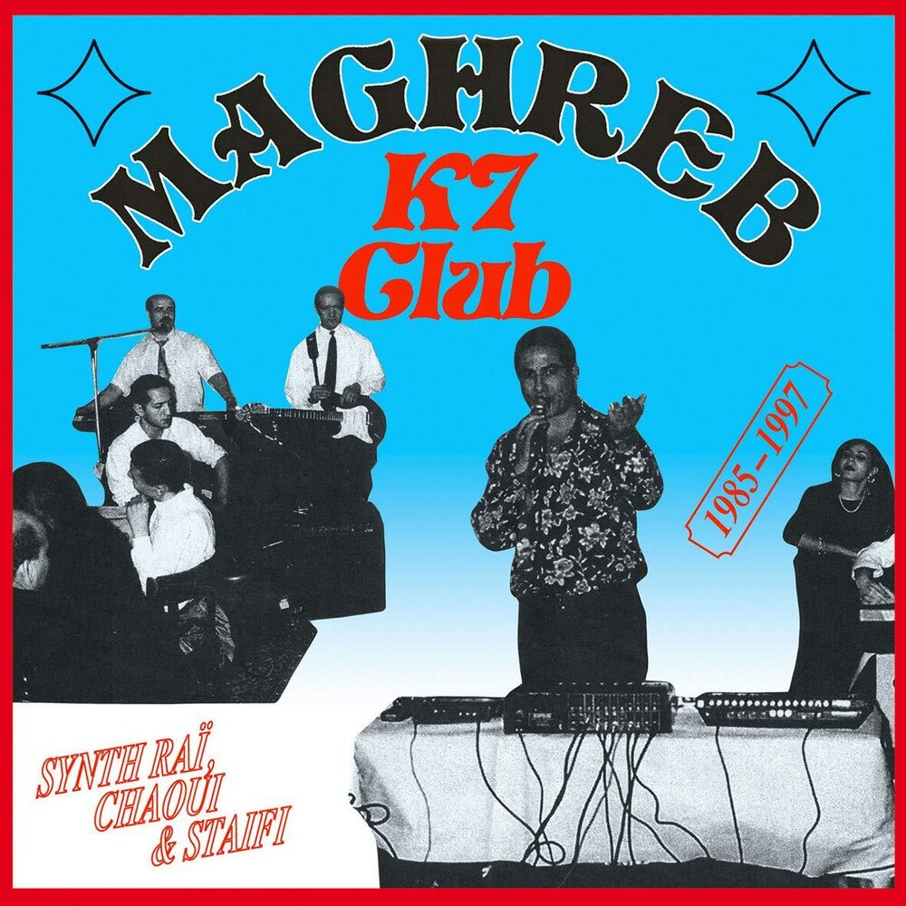 Various Maghreb K7 Club / Various - Various Maghreb K7 Club / Various