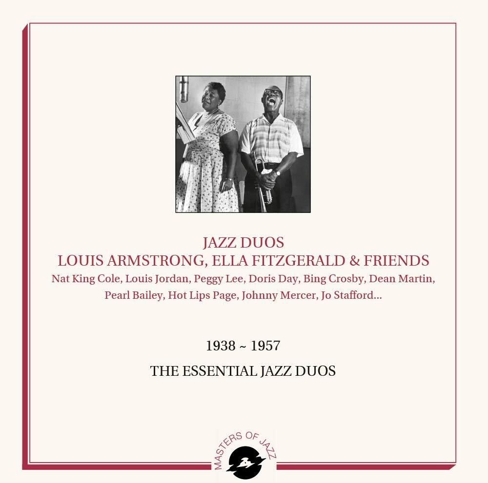 Jazz Duos 1938-1957 Essential Works / Various - Jazz Duos: 1938-1957 Essential Works / Various
