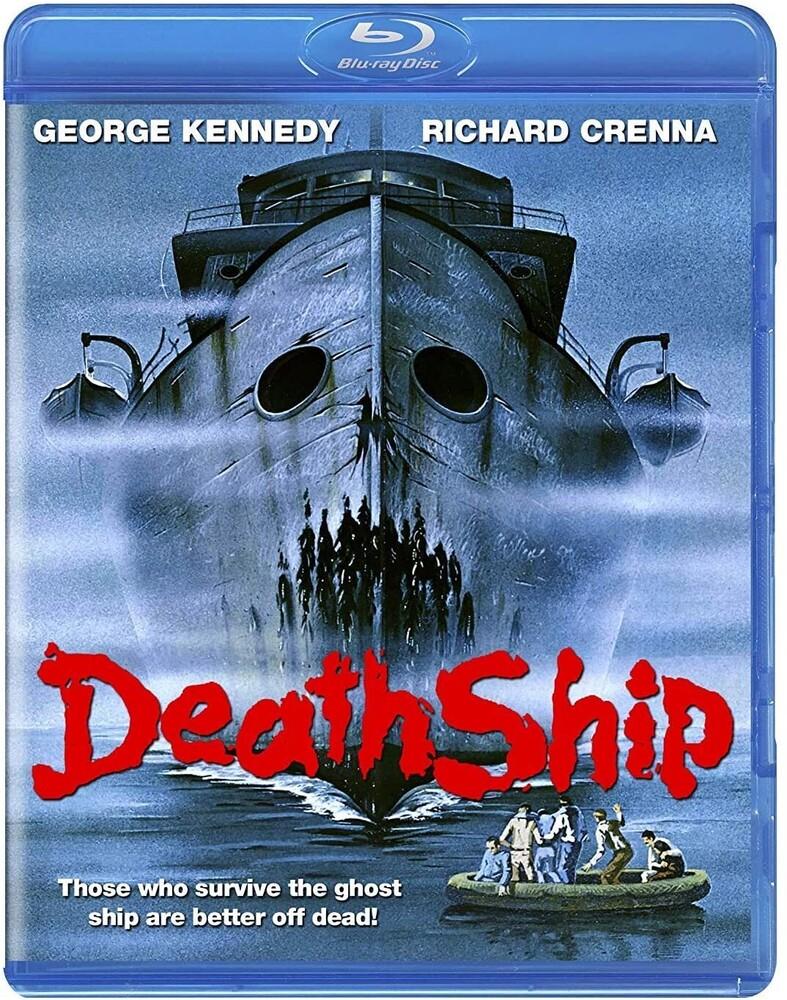 Death Ship - Death Ship / (Spec Ntr0 Uk)