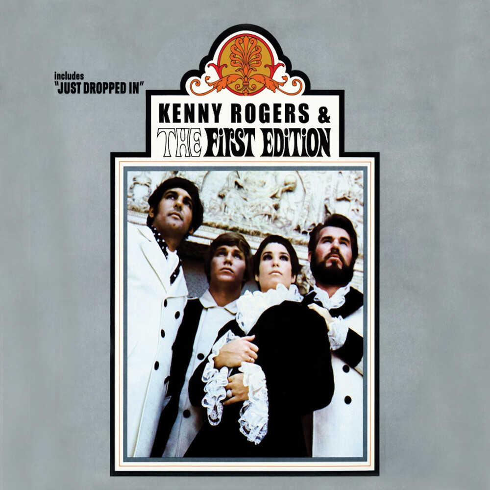 Kenny Rogers - First Edition