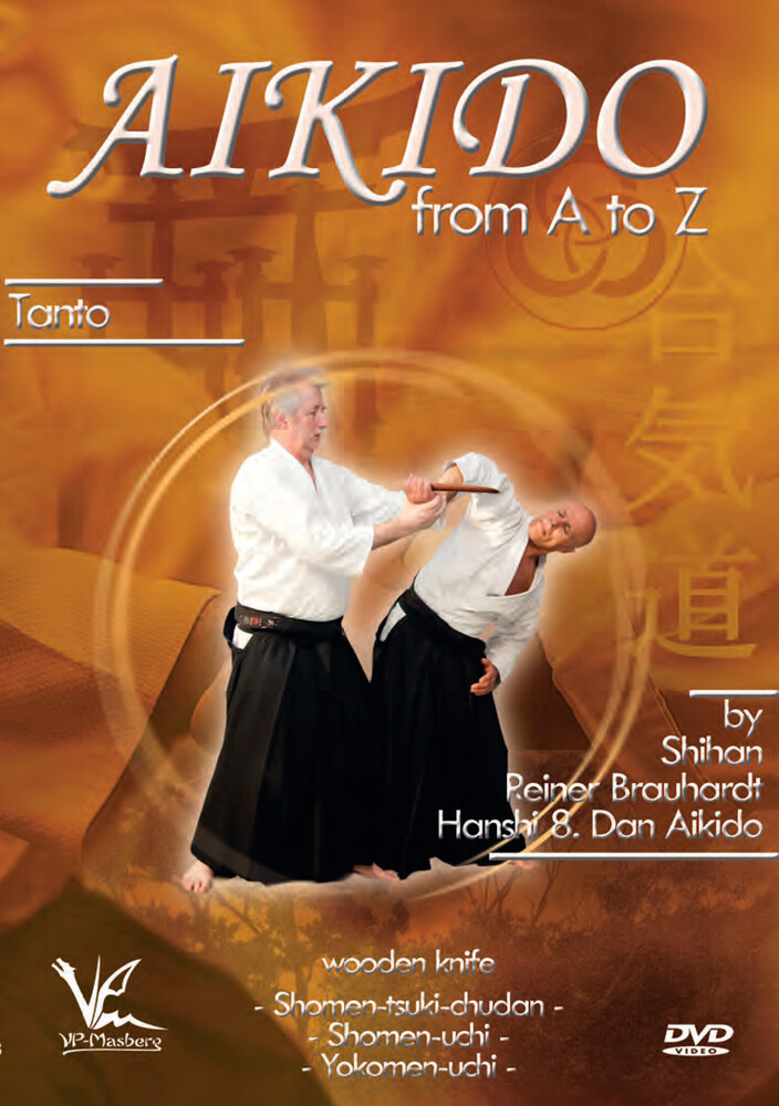 - Aikido Basics From A To Z: Tanto - Wooden Knife