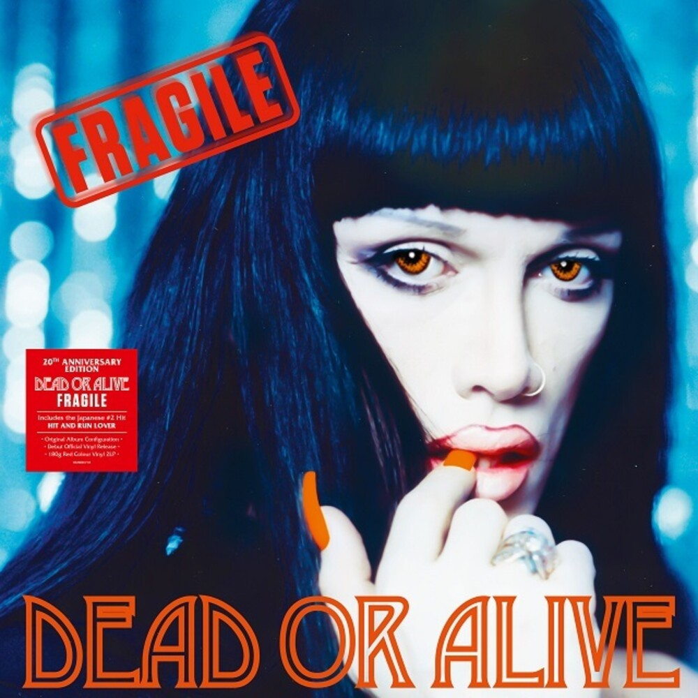 Dead Or Alive - Fragile: 20th Anniversary Edition (Colv) (Ogv)
