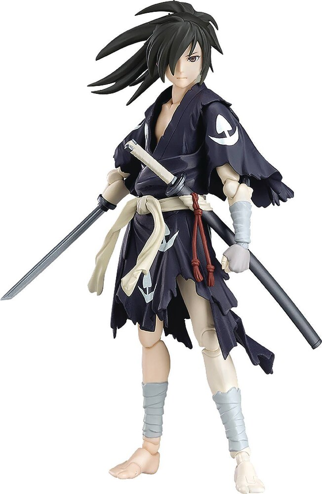 Good Smile Company - Good Smile Company - Dororo Hyakkimaru Figma Action Figure