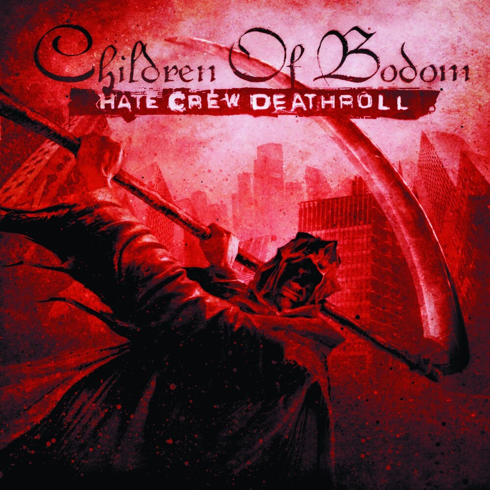 Children Of Bodom - Hate Crew Deathtroll [Limited Edition Red 2LP]