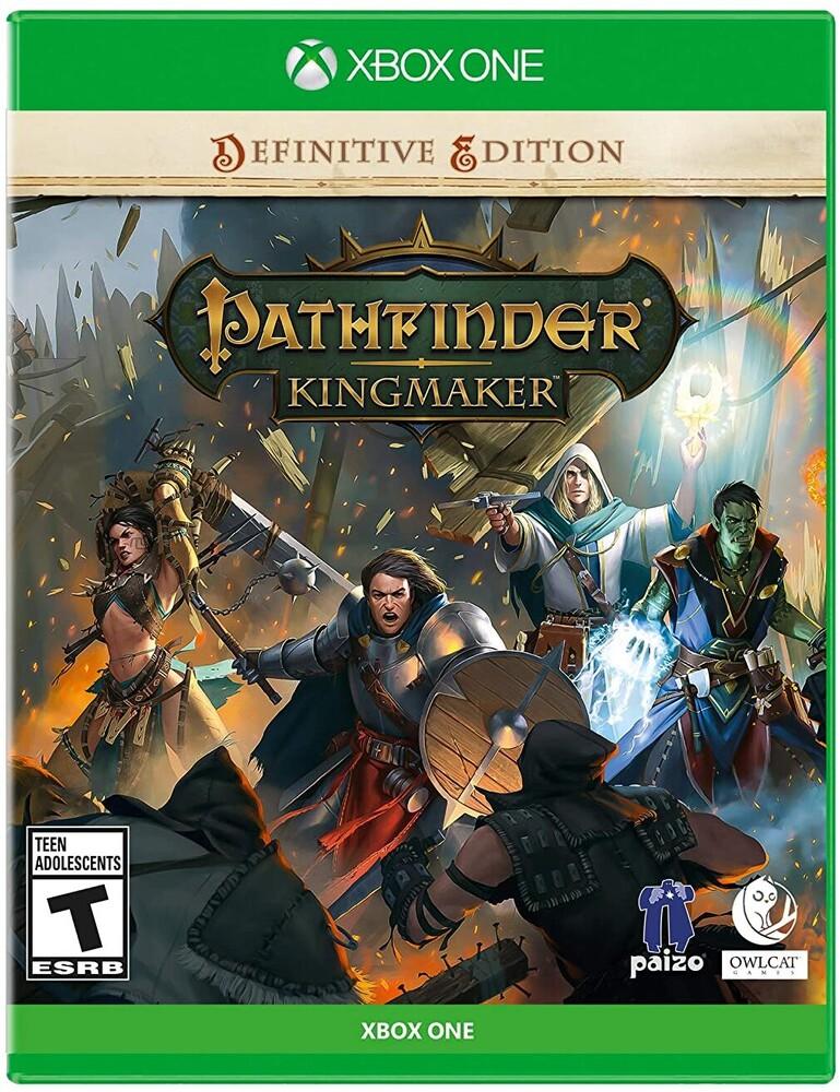 - Xb1 Pathfinder Kingmaker
