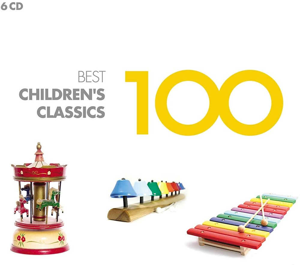 100 Best Childrens Classics - 100 Best Children's Classics (Box)