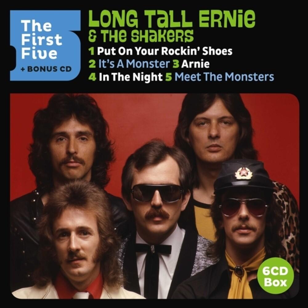 Long Tall Ernie & The Shakers - First Five (Bonus Cd) (Box) (Hol)