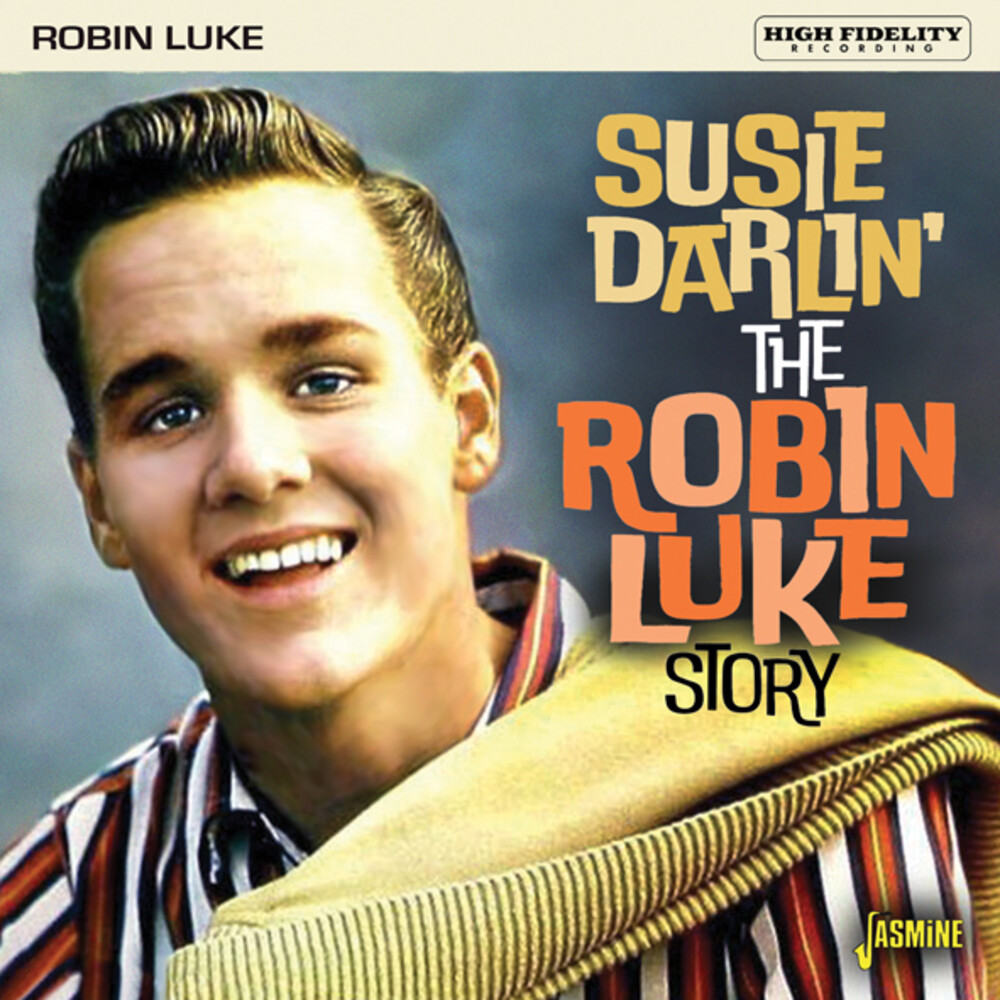 Robin Luke - Robin Luke Story: Susie Darlin (Uk)