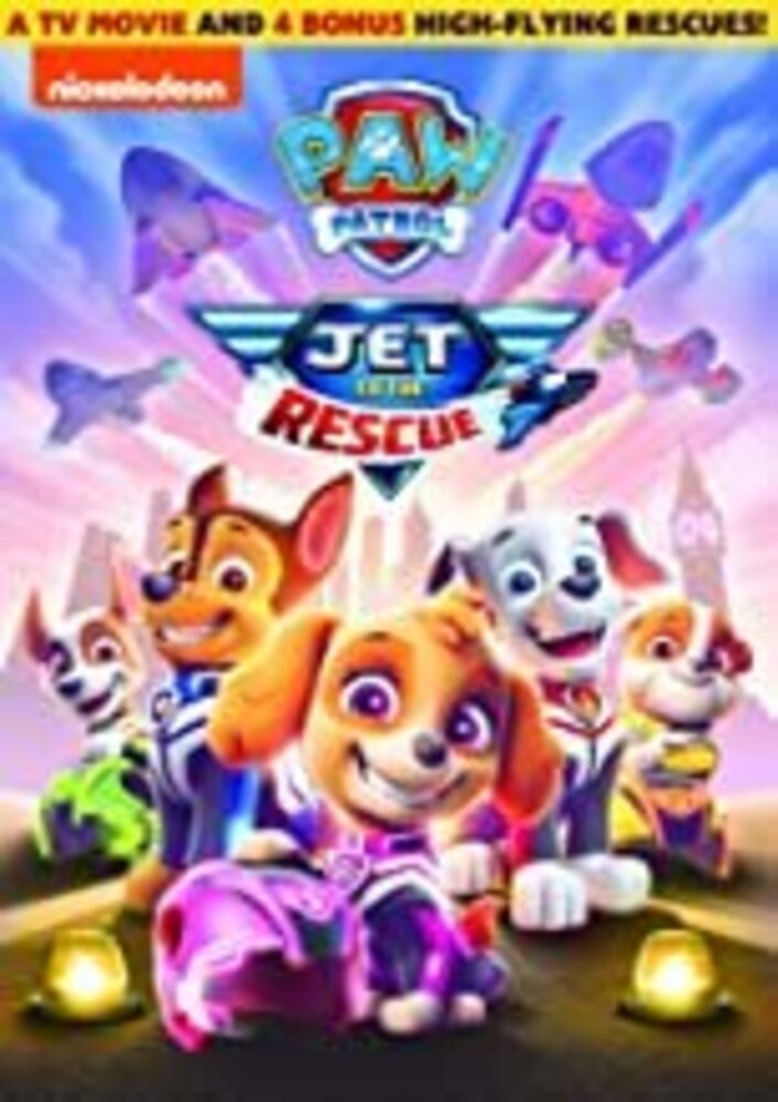 Paw Patrol: Jet to the Rescue - Paw Patrol: Jet To The Rescue / (Ac3 Amar Dub Ws)