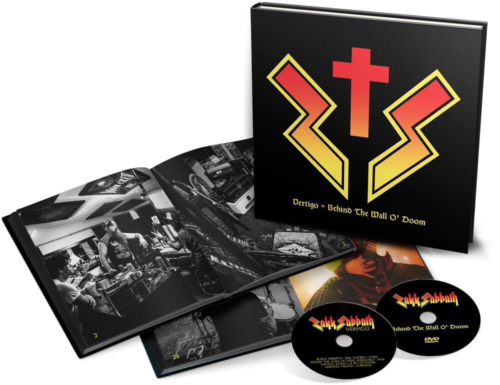 Zakk Sabbath - Vertigo [Bonus Dvd]