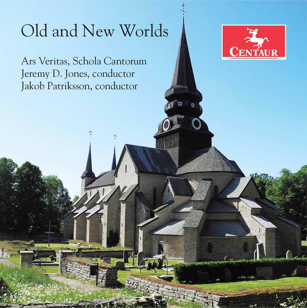 Ars Veritas - Old & New Worlds / Various