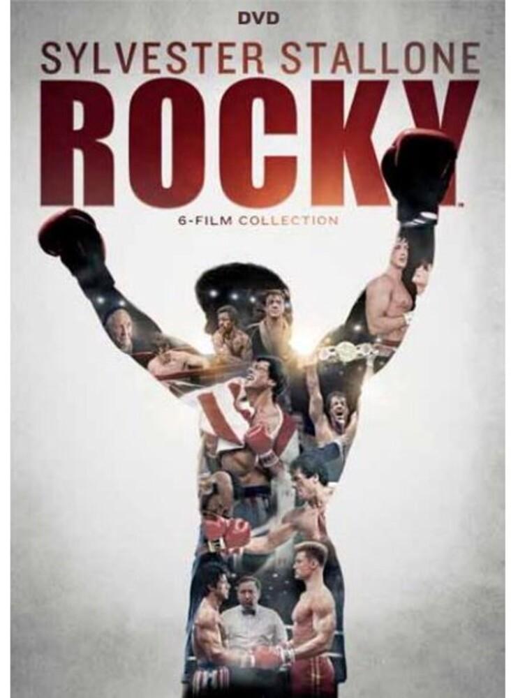 - Rocky 40th Anniversary 6-Film Coll (6pc) / (Box)