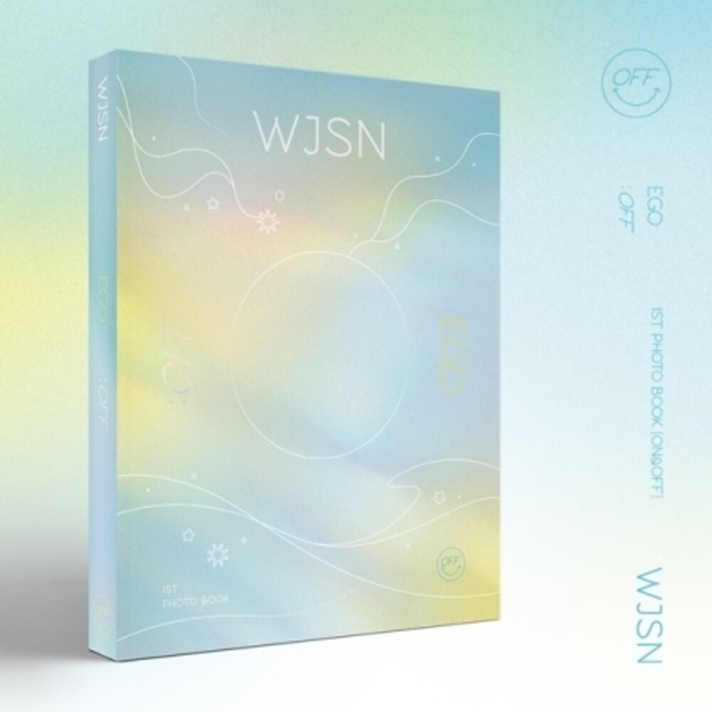 - Wjsn 1st Photobook (On & Off) Ego: Off (W/Dvd)