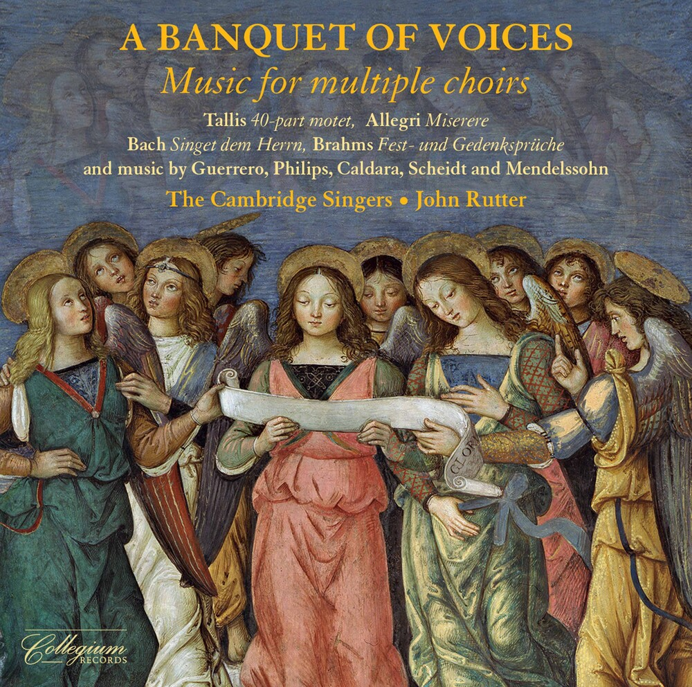 Banquet Of Voices / Various - Banquet of Voices