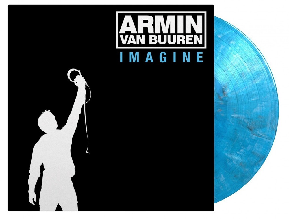 Van Armin Buuren - Imagine (Blue) (Gate) [Limited Edition] [180 Gram]