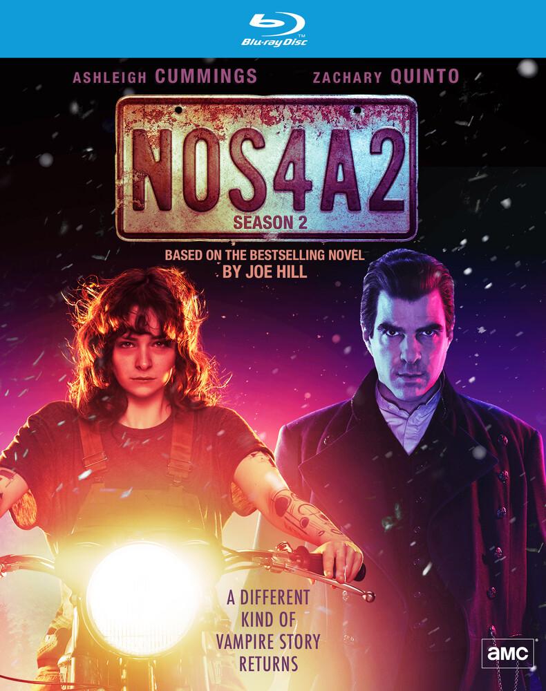 Nos4a2: Series 2 - Nos4a2: Series 2 (3pc)