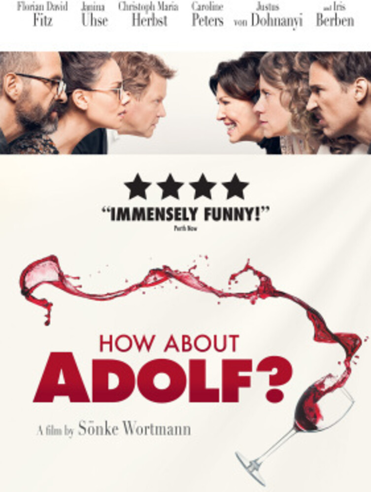 - How About Adolf (2018)