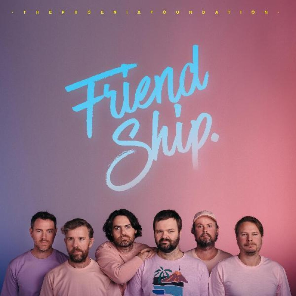 The Phoenix Foundation - Friend Ship [Indie Exclusive Limited Edition Pink LP w/7in]