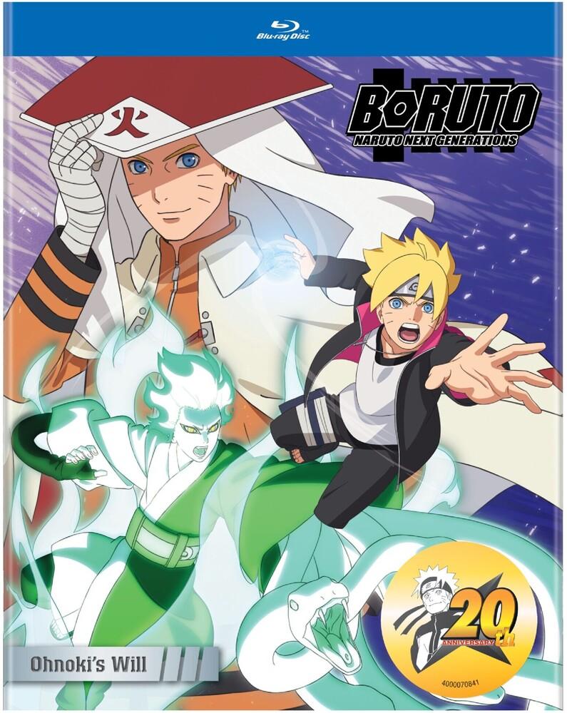 - Boruto: Naruto Next Generations - Ohnoki's Will