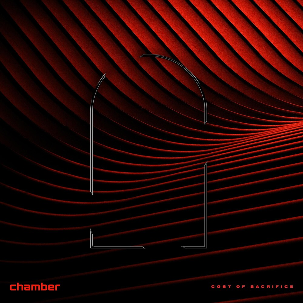 Chamber - Cost of Sacrifice [Indie Exclusive Limited Edition Blood Red w/ Black Smoke LP]
