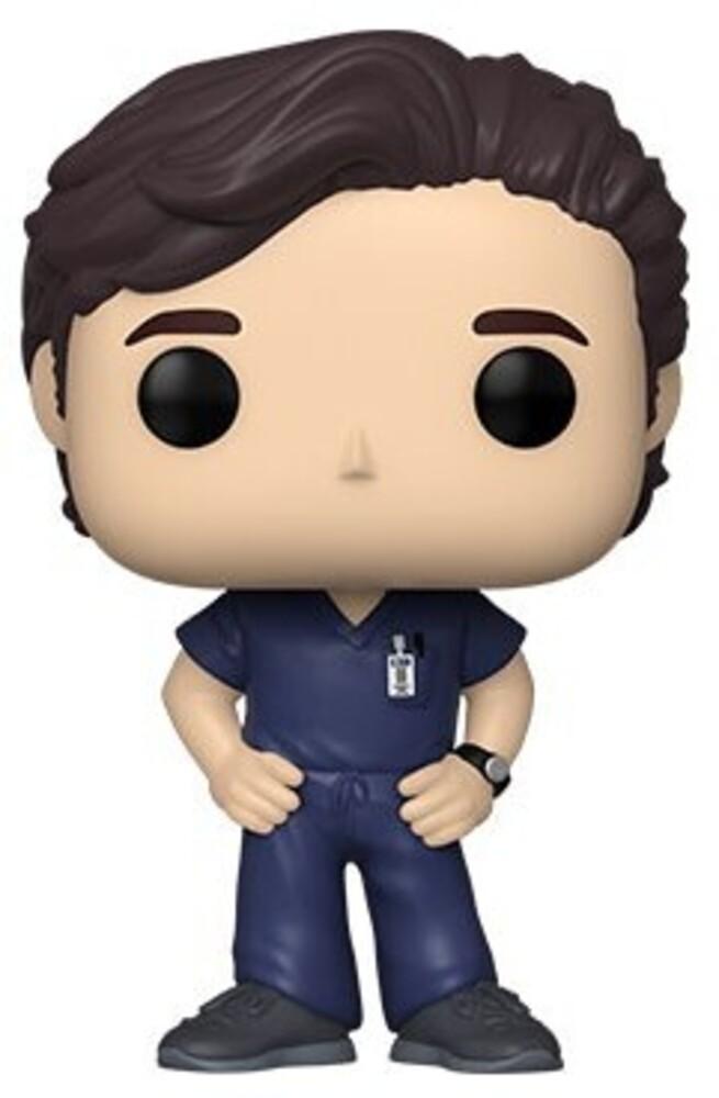 - FUNKO POP! TELEVISION: Grey's Anatomy - Derek Shepherd