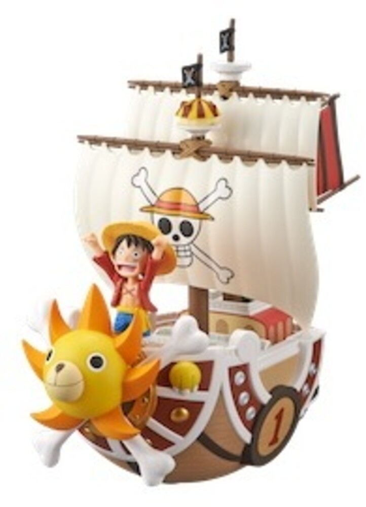 Banpresto - BanPresto - One Piece Mega World Collectible Special Figure