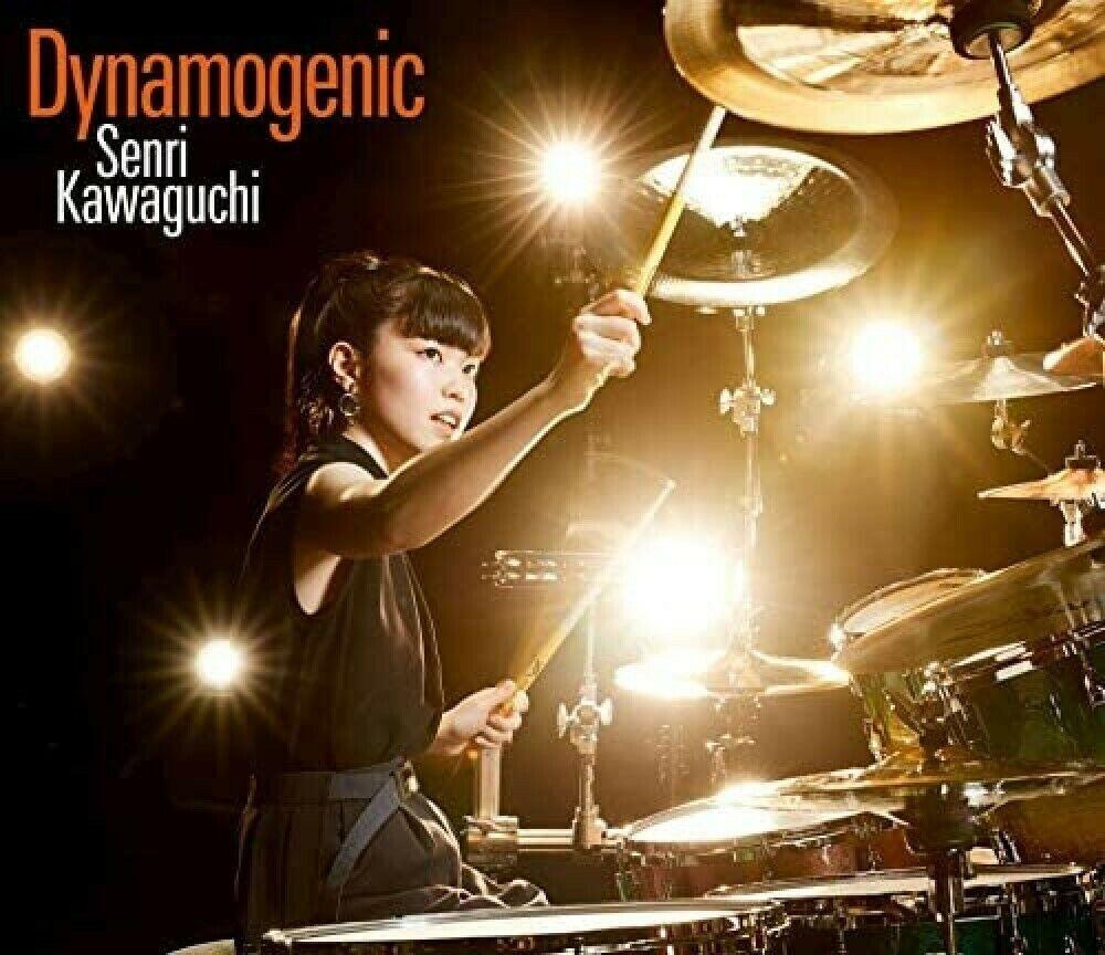 Senri Kawaguchi - Dynamogenic (Spec) (Jpn)