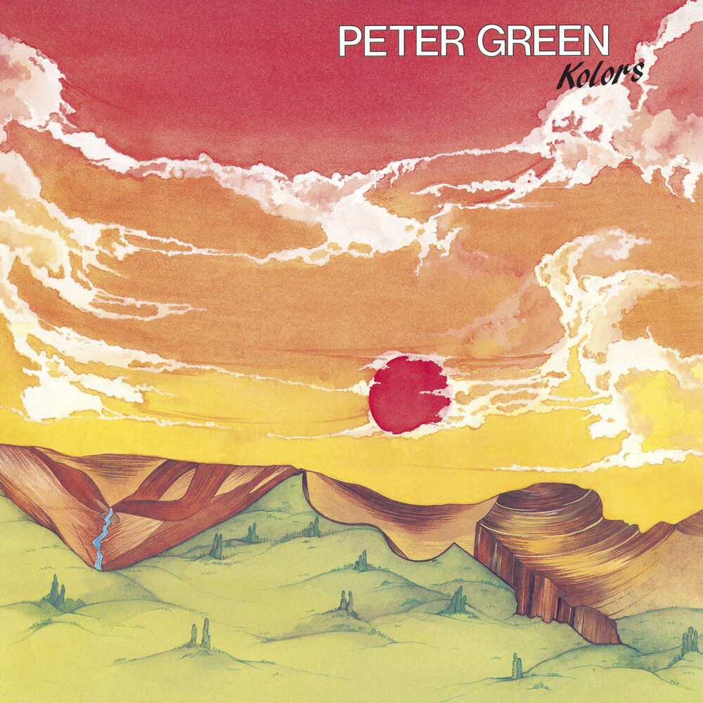 Peter Green - Kolors (Hol)
