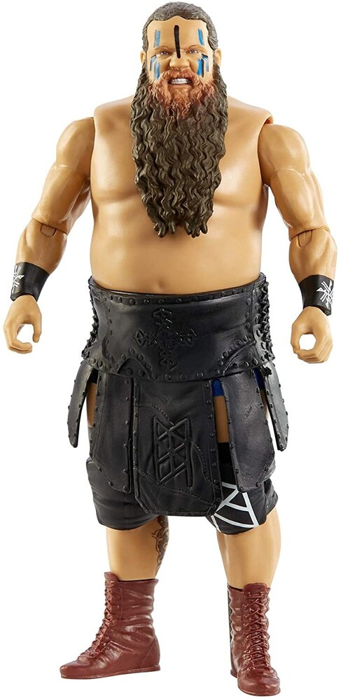 WWE - Mattel Collectible - WWE Basic Figure Viking Raider Ivar