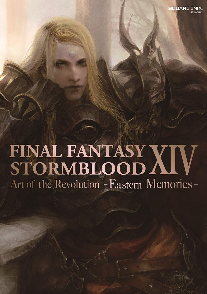 - Final Fantasy XIV: Stormblood: The Art of the Revolution: EasternMemories