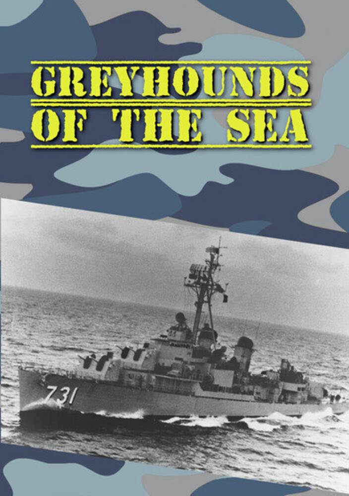 - Greyhounds Of The Sea / (Mod Dol)