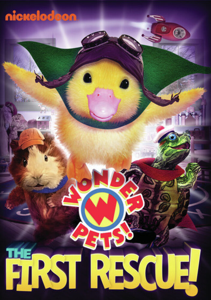 - Wonder Pets: First Rescue / (Mod)