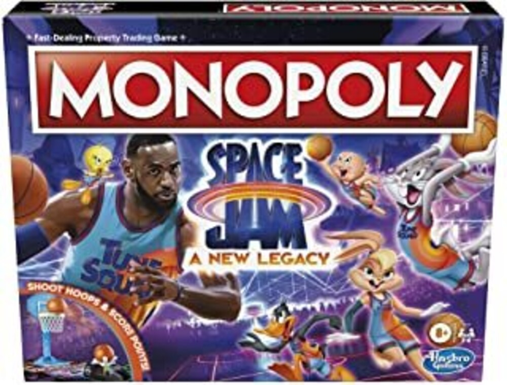 - Hasbro Gaming - Monopoly Space Jam