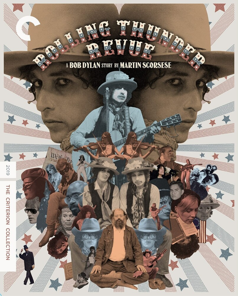 Criterion Collection: Rolling Thunder Revue: A Bob - Criterion Collection: Rolling Thunder Revue: A Bob