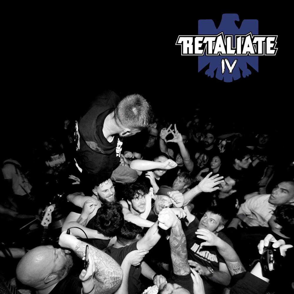 Retaliate - IV (Blue Vinyl)