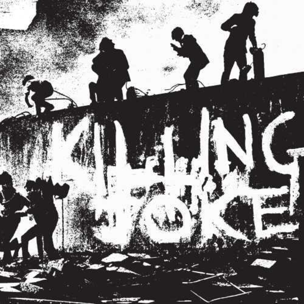Killing Joke - Killing Joke [Silver/Black Split LP]