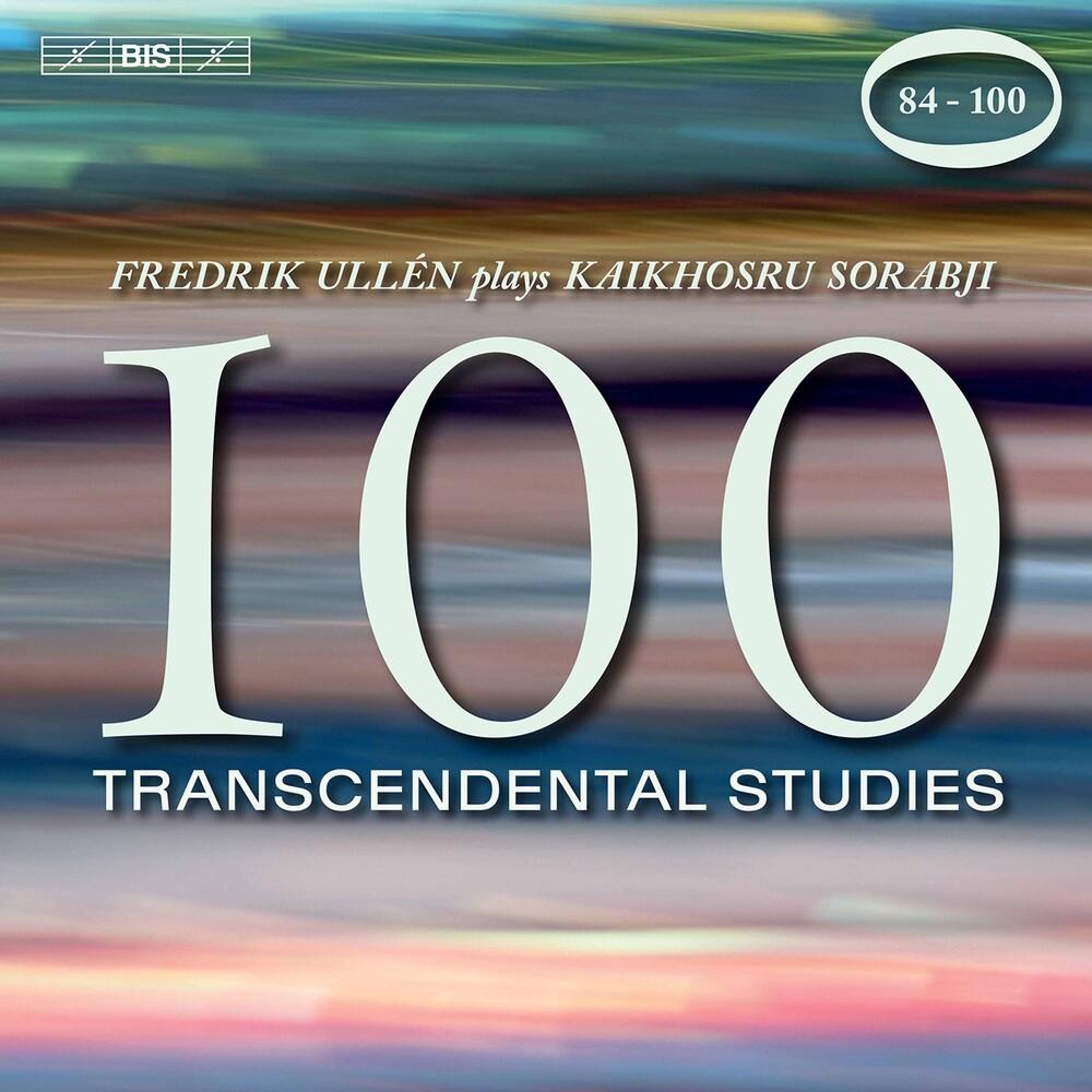 Fredrik Ullén - Sorabji: 100 Transcendental Studies, Kss 66 (Excerpts)