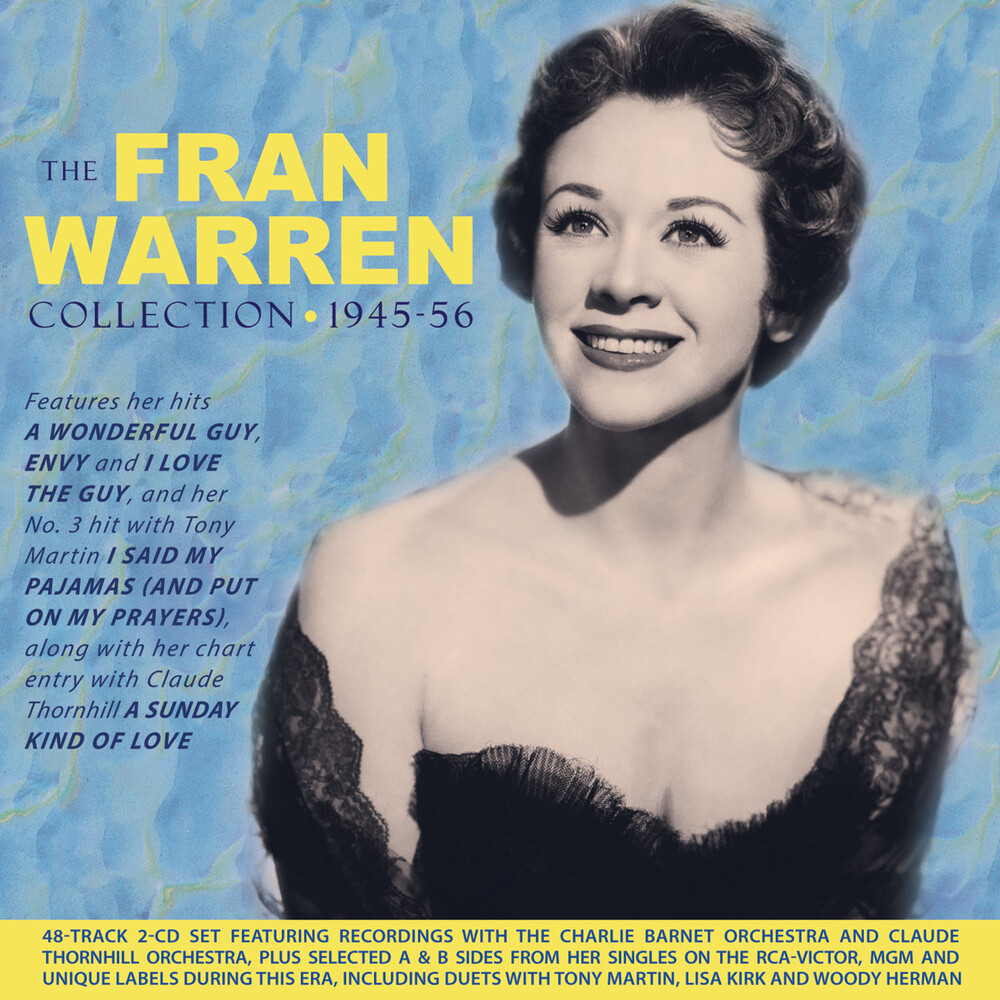 Fran Warren - Collection 1945-56